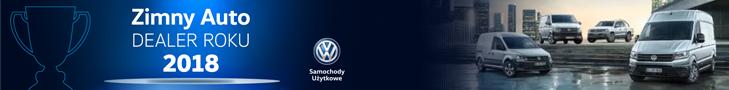 Zimny Auto - Volkswagen samochody użytkowe