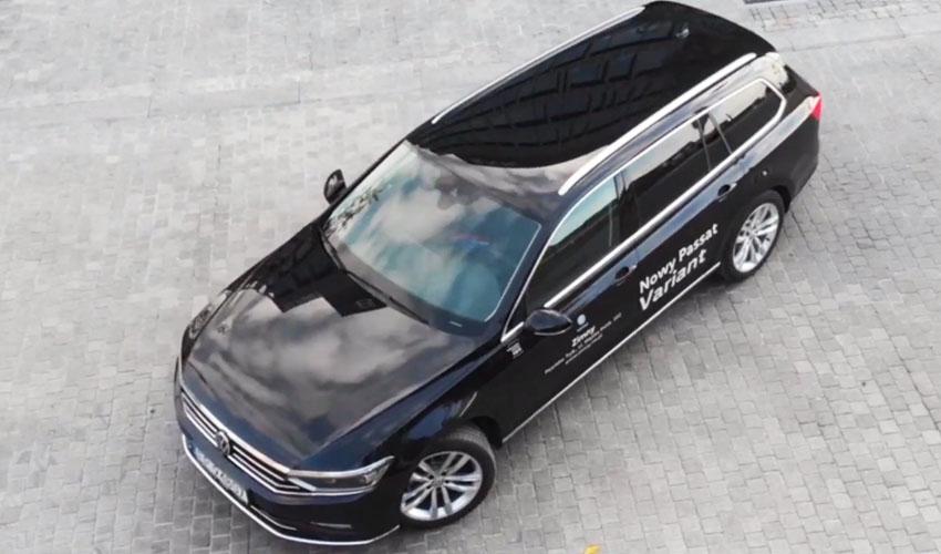 Poznaj samochody - Volkswagen Passat B8