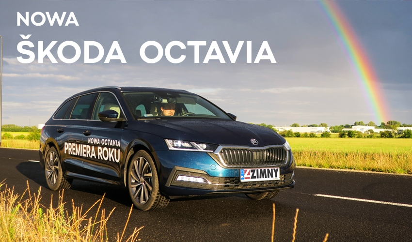 Poznaj samochody - Nowa Skoda Octavia