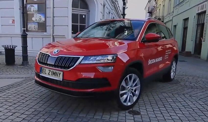 Poznaj samochody - Skoda Karoq